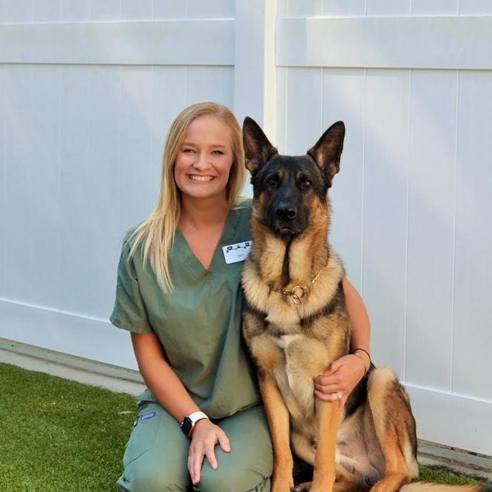 Jacy<br>Veterinary Nurse  photo