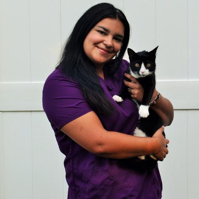 Nelcy<br>Veterinary Nurse  photo